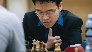 Vietnamese International Grandmaster Le Quang Liem (Photo: fide.com)