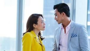 由女歌手美心和梅才平領銜主演的影片《我的女助理》。