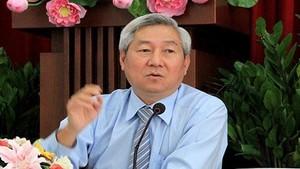 市都市鐵路管委會黨委書記黃如剛被停職。(圖源:輝盛)