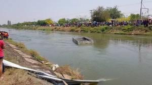 事故現場。(圖源:Thai Rath)
