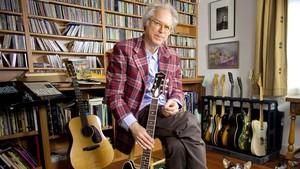 美國知名吉他手比爾‧佛雷賽(Bill Frisell)。(圖源:互聯網)