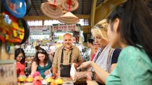 脅迫遊客購物將被罰 300 萬元。(示意圖源:互聯網)