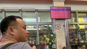 航班訊息狀態可在機場FIDS屏幕系統連續更新。(圖源:功忠)