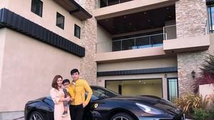 丹長夫婦的富裕生活