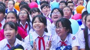 學生將在 9 月 5 日舉行開學禮。(圖源:互聯網)