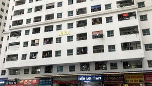 事發的鈴潭HH4A座公寓。(圖源:C.T)
