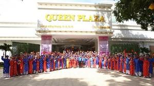 """2019年集體婚禮將於""""九‧二""""國慶節在Queen Plaza舉辦。(圖源:互聯網)"""