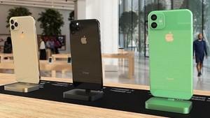 iPhone11 系列產品。(圖源:互聯網)