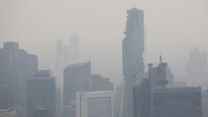 Air pollution in Bangkok (Source: internet)