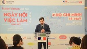 France-Vietnam job festival provides hundreds of job opportunities in HCMC