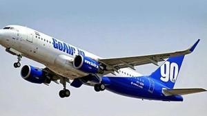 GoAir plane (Source: India Today)