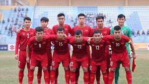 越南 U22 隊成員。