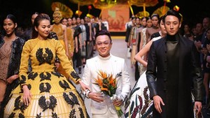 Designer Nguyen Cong Tri
