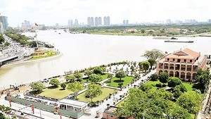 Ben Nha Rong (Dragon House Wharf) - Ho Chi Minh Museum branch in Ho Chi Minh City