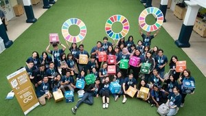 "The ""World's Largest Lesson"" on sustainability will be held for the first time in Vietnam in September and October in HCM City (Photo courtesy of the organisation board)"