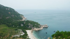 Binh Ba island in Cam Ranh (Photo: KK)