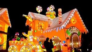 Giant Lantern Festival to light up HCM City