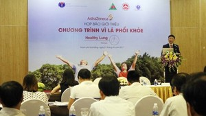 Rate of Vietnamese kids with asthma highest in Asia
