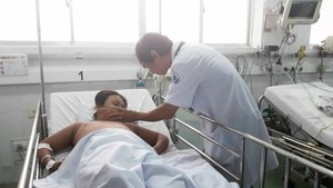 A serious case of dengue treated in Children Hospital (Illustrative pPhoto: SGGP)
