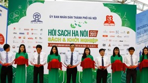 Hanoi Book Fair opens