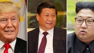《時代》風雲人物 10 強中美朝元首上榜。(圖源:互聯網)