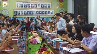 Không phát hiện gian lận thi cử tại Lạng Sơn