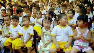 Chính phủ thống nhất miễn học phí đối với trẻ mầm non 5 tuổi, học sinh THCS công lập  