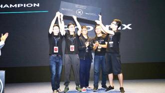 Đội vô địch cuộc thi