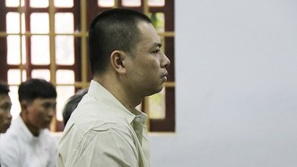 Bị cáo Đặng Văn Hiến tại phiên xét xử phúc thẩm