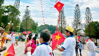 Lễ hội diều mùa hè 2018