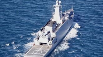 Saudi Arabia liên doanh với Tây Ban Nha đóng tàu chiến