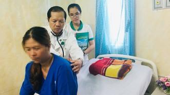 Cứu sống nữ công nhân ngưng thở do lên cơn hen suyễn