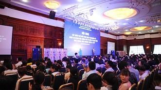 越南Amway公司最近在河內開設的2018年第40號《議定》培訓班。