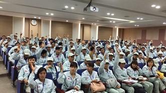 近1000 名非法居留韓國勞工自願返國。(示意圖源:Dolab)
