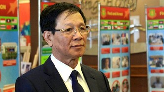 警察總局原總局長潘文永。(圖源:高原)