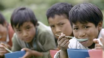 世界銀行報告:世界近半數人口每天生活費不到 5.5 美元。(示意圖源:互聯網)