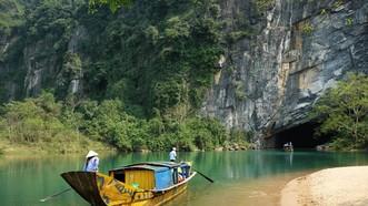 廣平省擁有許多美麗天然景觀。(圖源:互聯網)