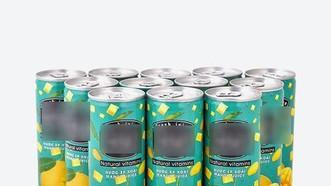 大勒罐裝果汁暢銷。(示意圖源:互聯網)