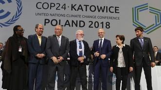氣候大會就減排細節達成共識。(圖源:互聯網)