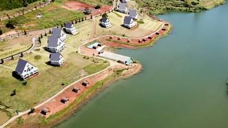 Kiểm tra, xử lý trật tự xây dựng tại hồ Tuyền Lâm sau khi báo chí phản ánh