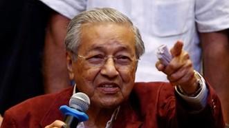 Thủ tướng Malaysia Mahathir Mohamad