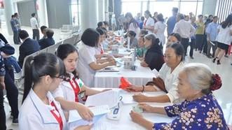 BV Bạch Mai và Việt Đức khánh thành khu khám bệnh cơ sở 2 tại Hà Nam