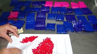 Vận chuyển 8.000 viên ma túy tổng hợp lãnh án tù chung thân
