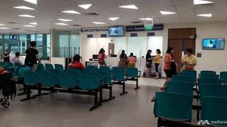 Bệnh nhân tại một phòng khám đa khoa thuộc hệ thống SingHealth ở Singapore. Ảnh: MEDIACORP