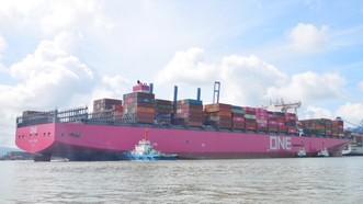Cảng quốc tế Tân Cảng – Cái Mép đón TEU thứ 1,5 triệu
