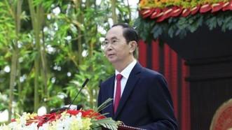 Diễn văn của Chủ tịch nước tại Lễ kỷ niệm 130 năm Ngày sinh Chủ tịch nước Tôn Đức Thắng