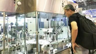 Khách hàng tham quan Triển lãm y tế quốc tế Việt Nam lần 13 tại TPHCM