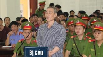 """Y án sơ thẩm, tuyên phạt Lê Đình Lượng 20 năm tù về tội """"Hoạt động nhằm lật đổ chính quyền nhân dân"""