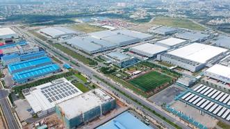 Khu Công nghệ cao (quận 9) có vai trò quan trọng trong việc hình thành  và phát triển đô thị sáng tạo của TPHCM. Ảnh: CAO THĂNG