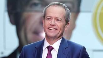 Thủ lĩnh Công đảng đối lập, ông Bill Shorten. (Ảnh: AP)